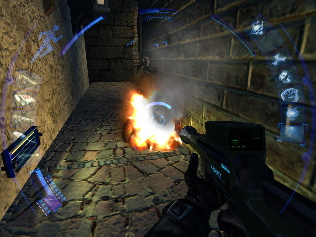Deus Ex: Invisible War screenshot