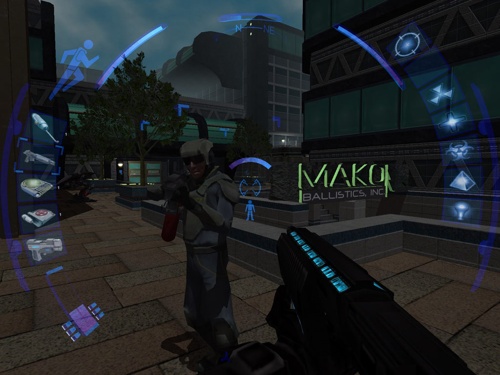 Deus Ex: Invisible War screenshot 3