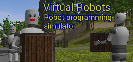 Virtual Robots - Robot programming simulator