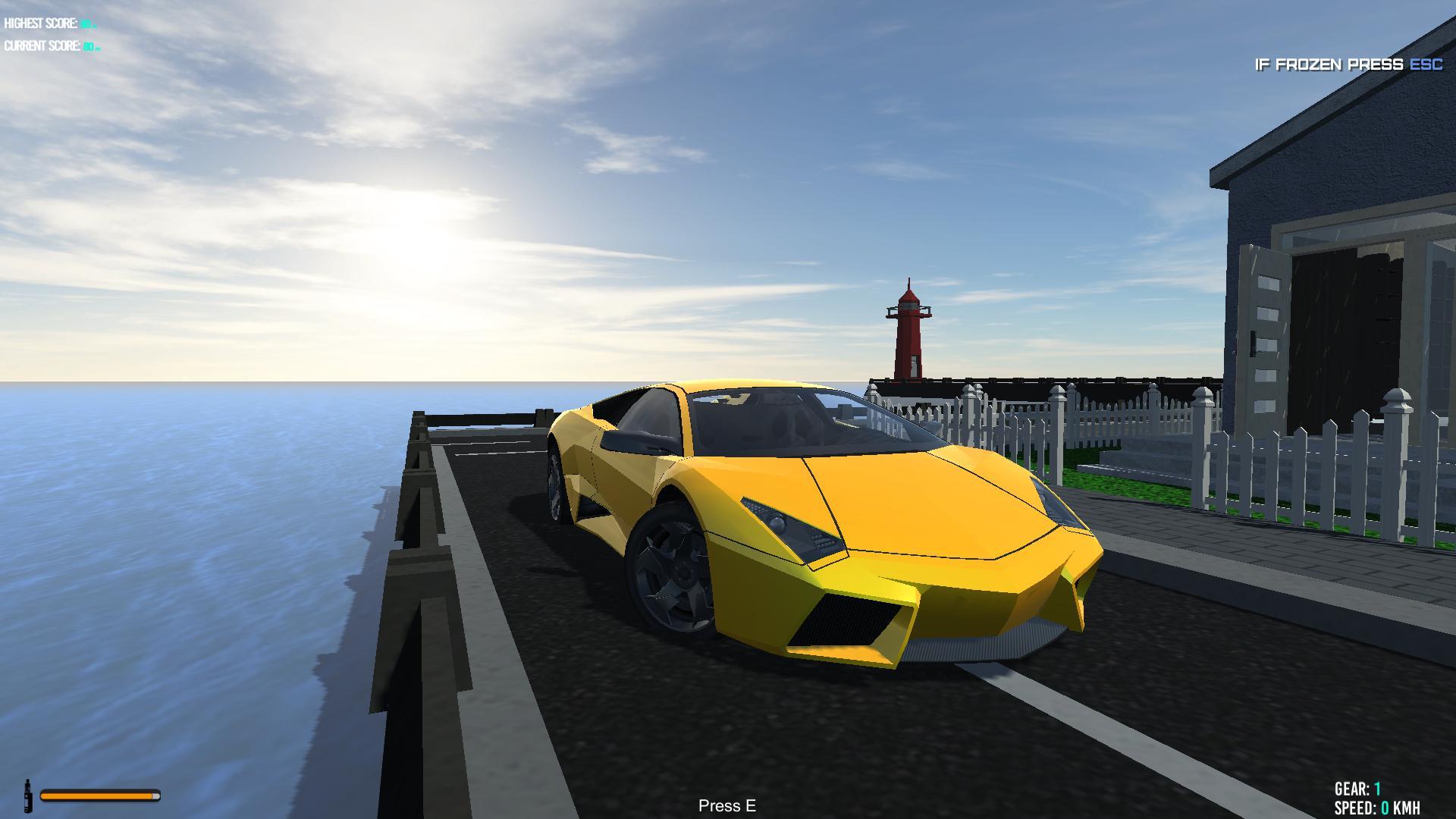 Vaping Simulator screenshot