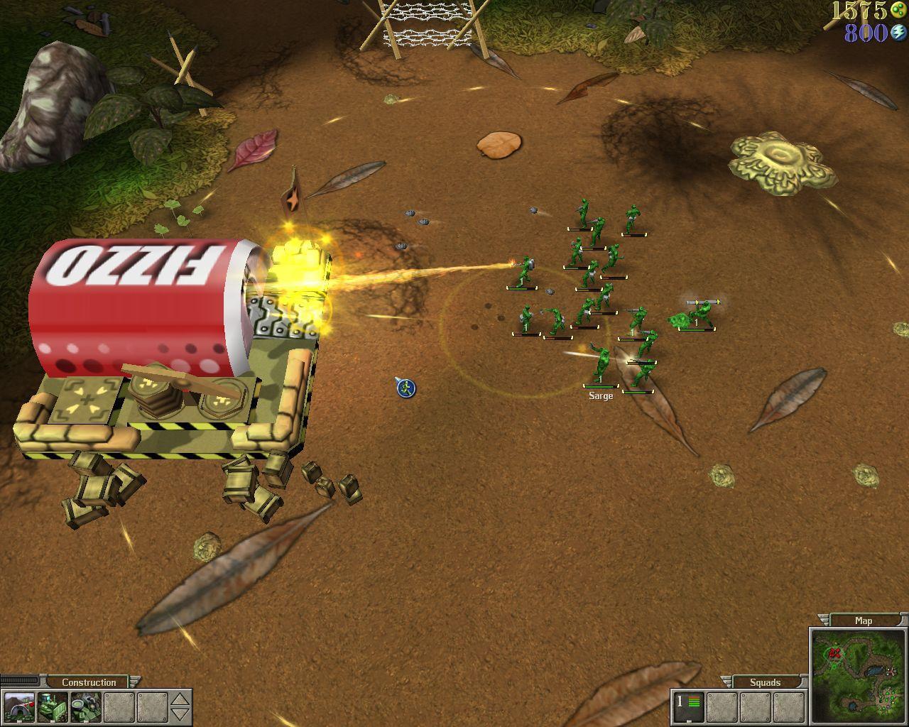 Army Men RTS screenshot