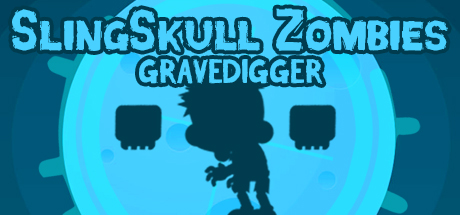 SlingSkull Zombies: Gravedigger