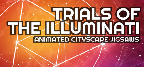 Trials of the Illuminati: Cityscape Animated Jigsaws