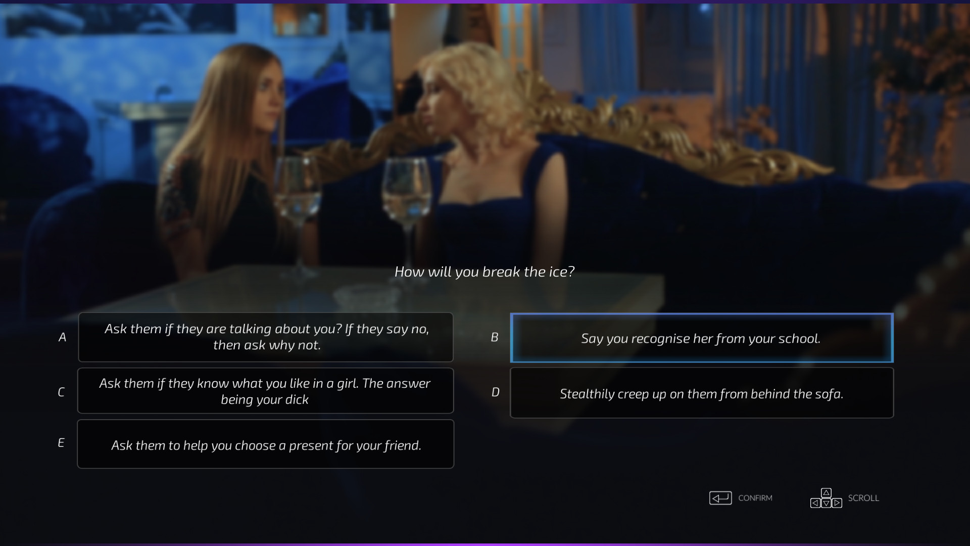 Super Seducer : How to Talk to Girls screenshot