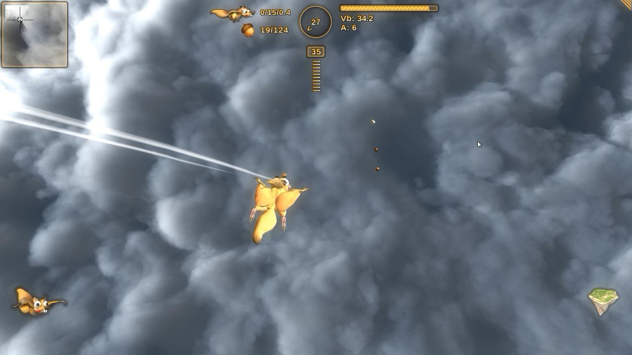 Crazy Flying Squirrel screenshot
