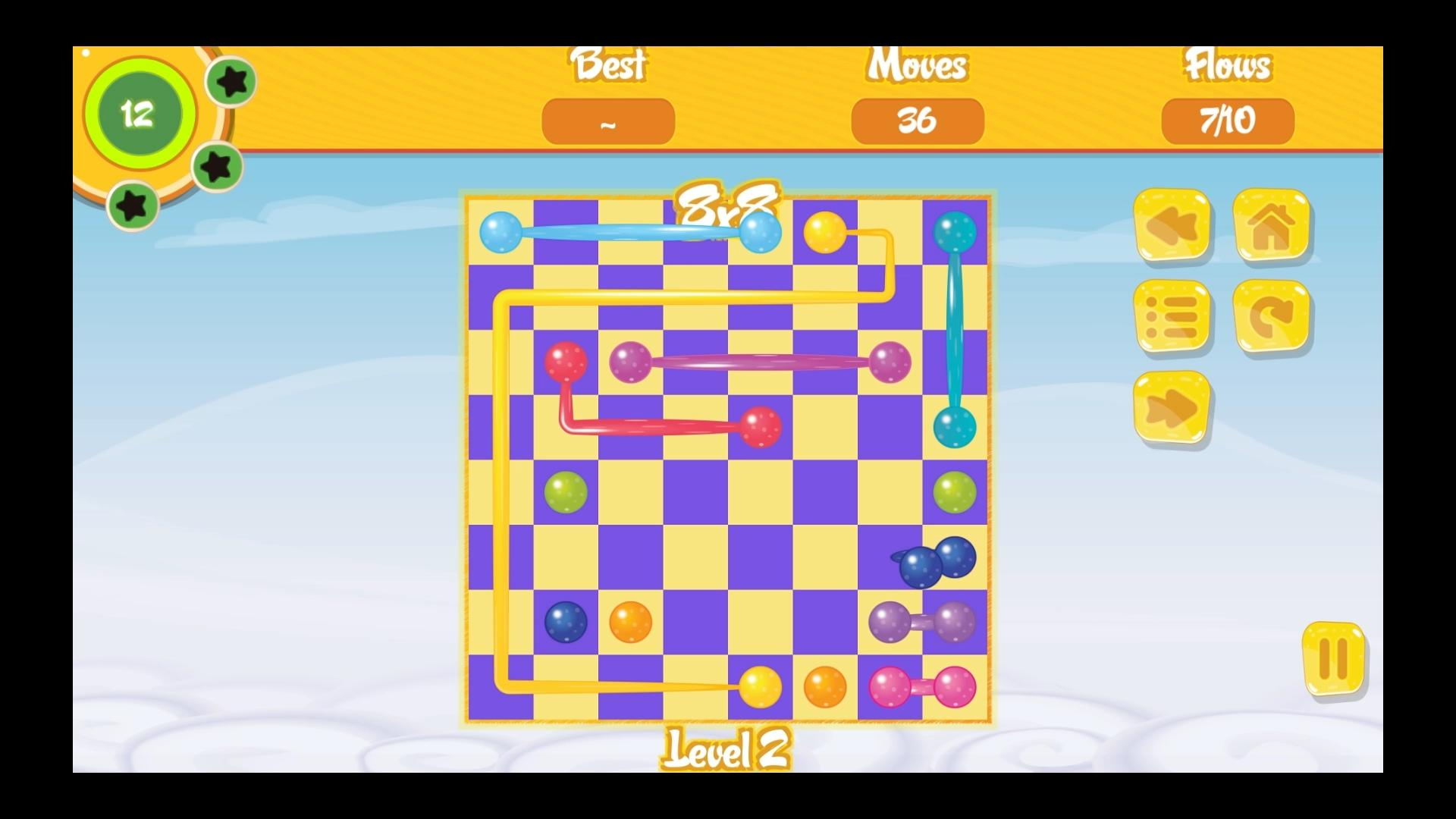 Point Connect 4 screenshot