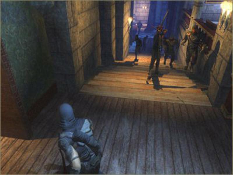 Thief: Deadly Shadows screenshot