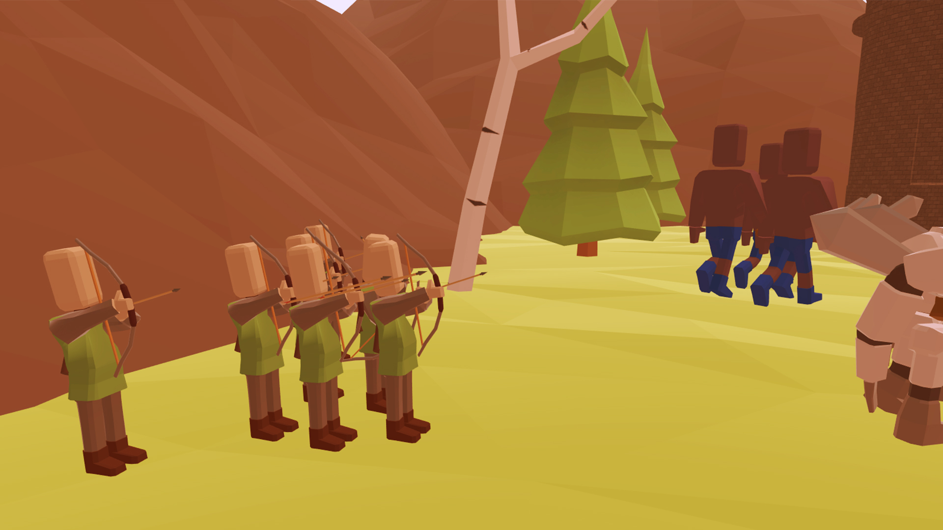 Paper Knights screenshot