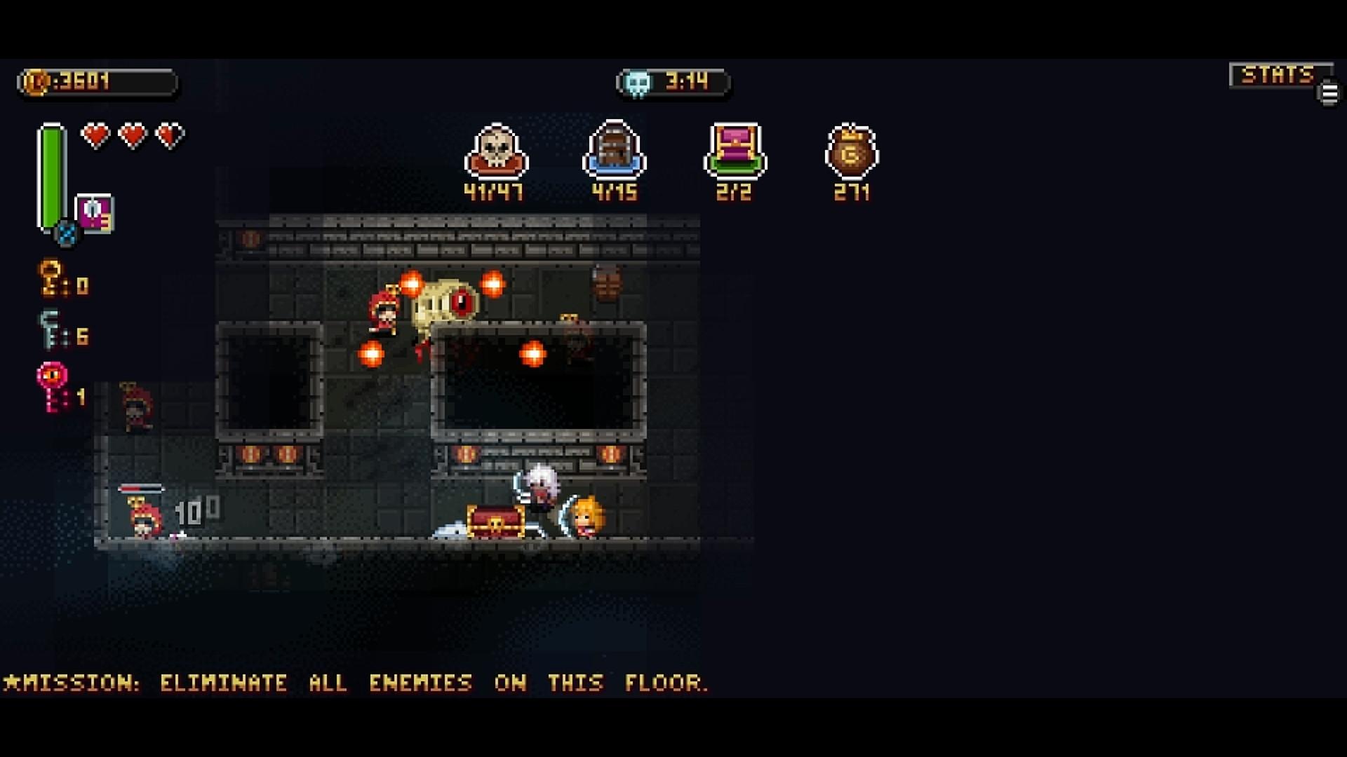 DemonsTier screenshot