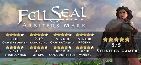 Fell Seal: Arbiter's Mark game image
