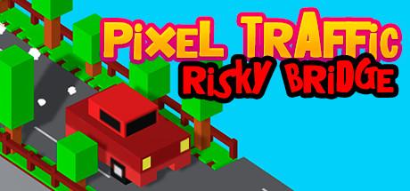 Pixel Traffic: Risky Bridge