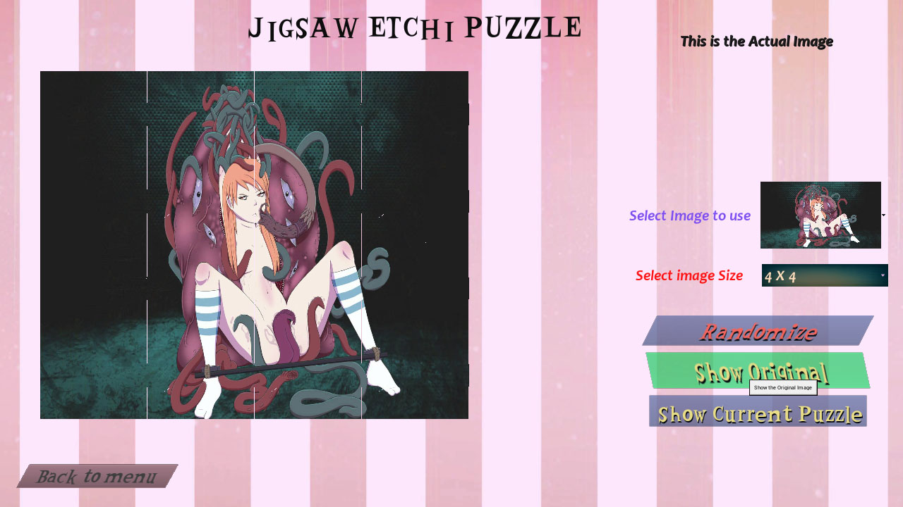 Triple Otakus Puzzle screenshot