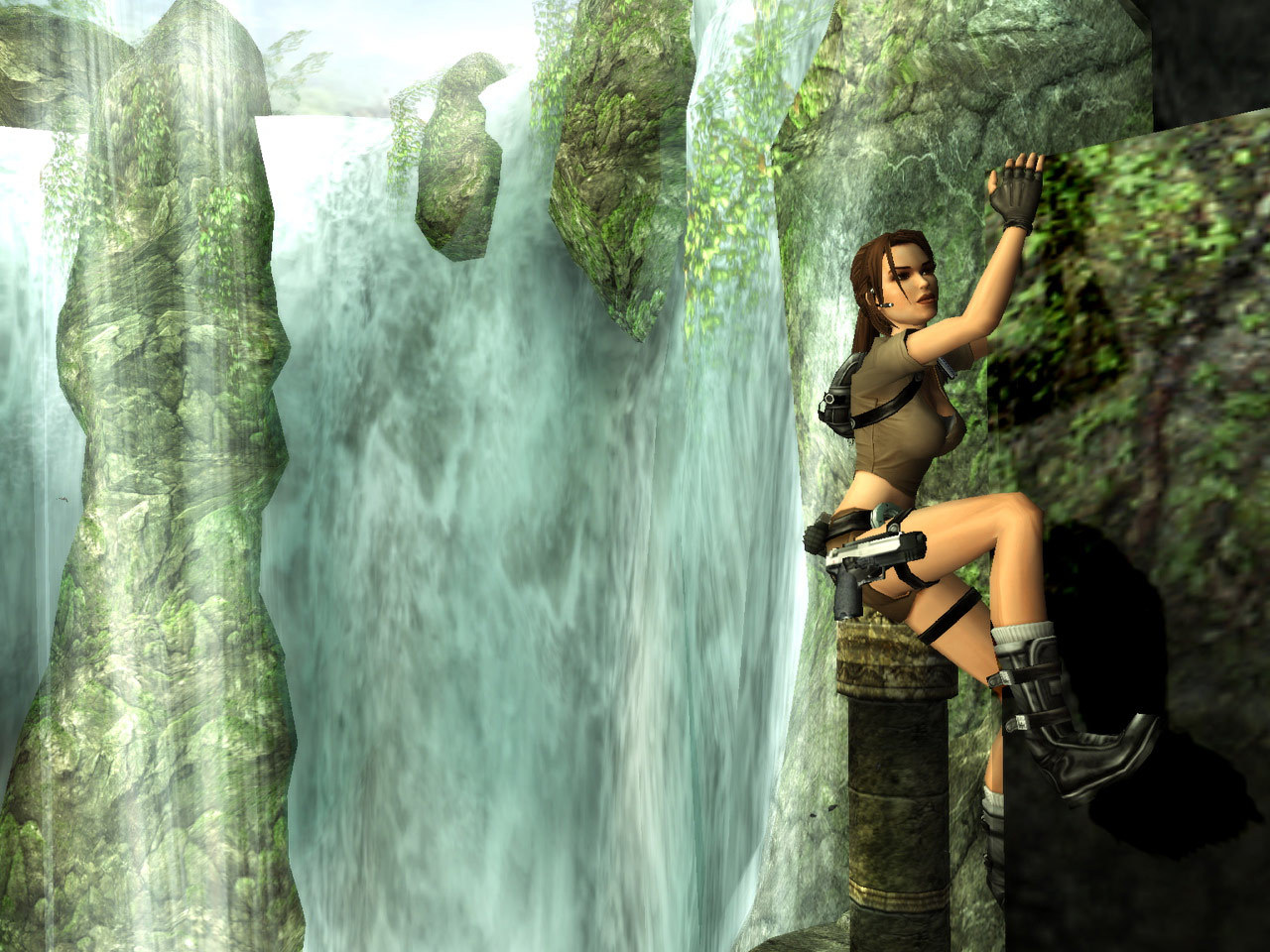 Tomb Raider + Lara Croft: Anthology [RePack] [1996-2016] [Rus|Eng|Multi13]