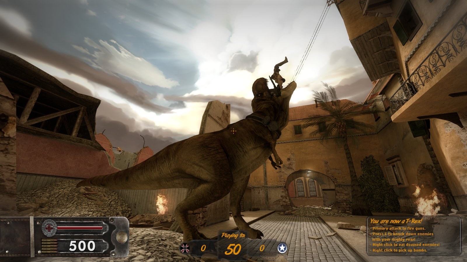 Dino D-Day screenshot