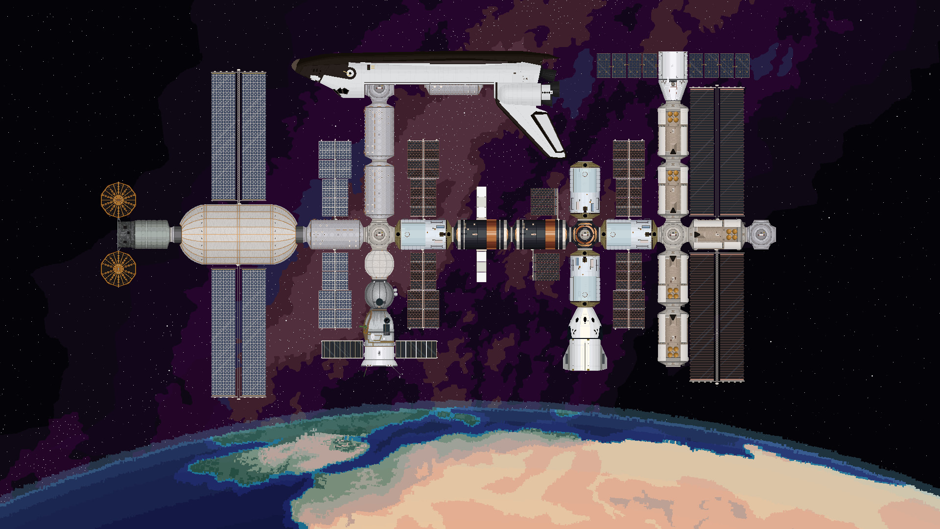 Space Station Continuum screenshot