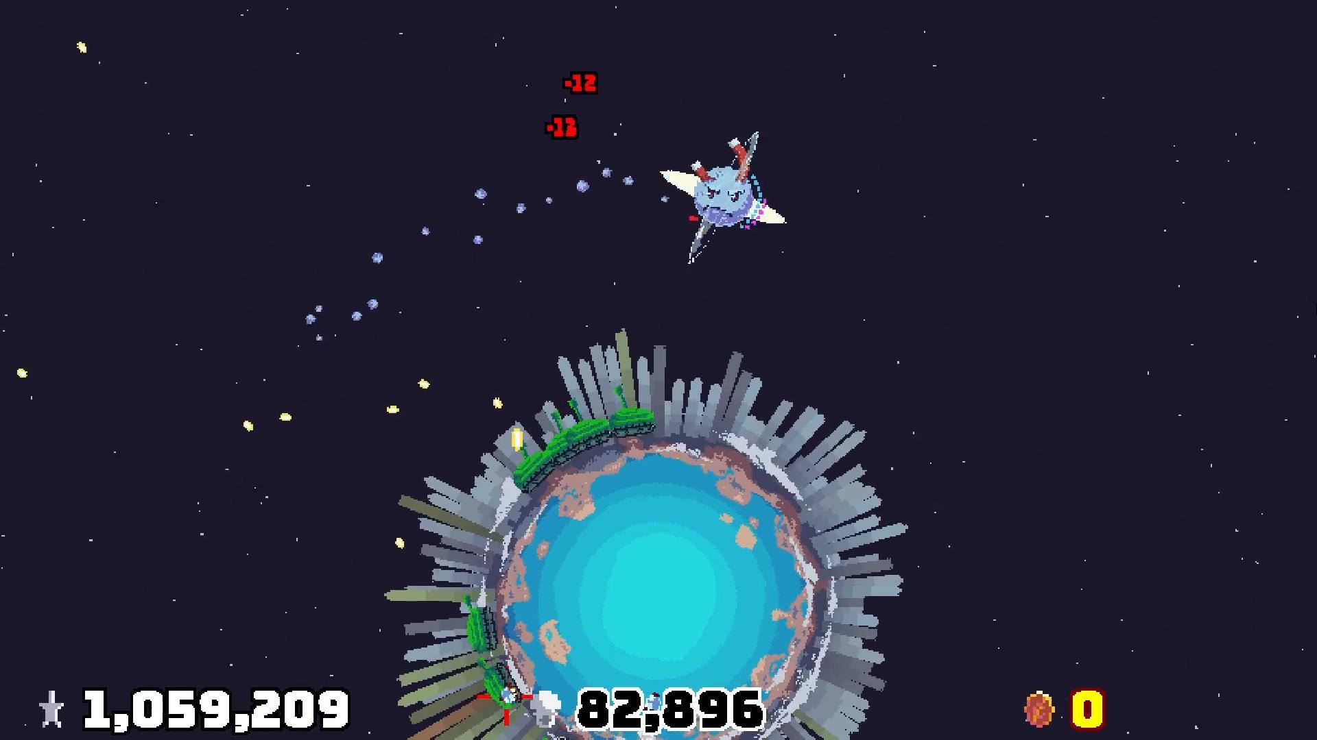 Planet Bash screenshot