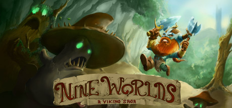 Nine Worlds - A Viking saga