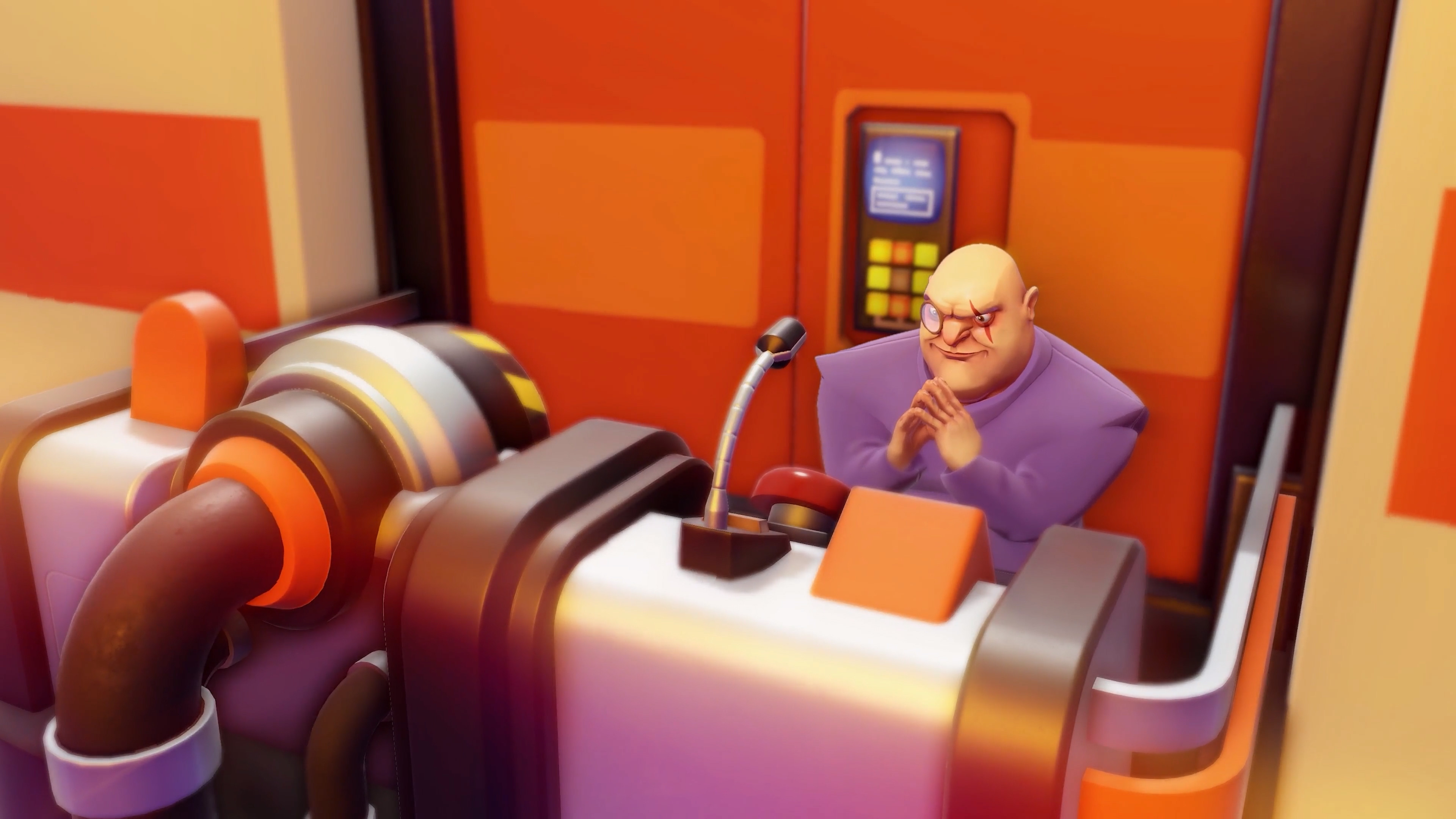 Evil Genius 2: World Domination screenshot