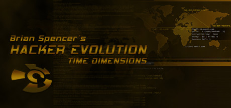 Hacker Evolution game image