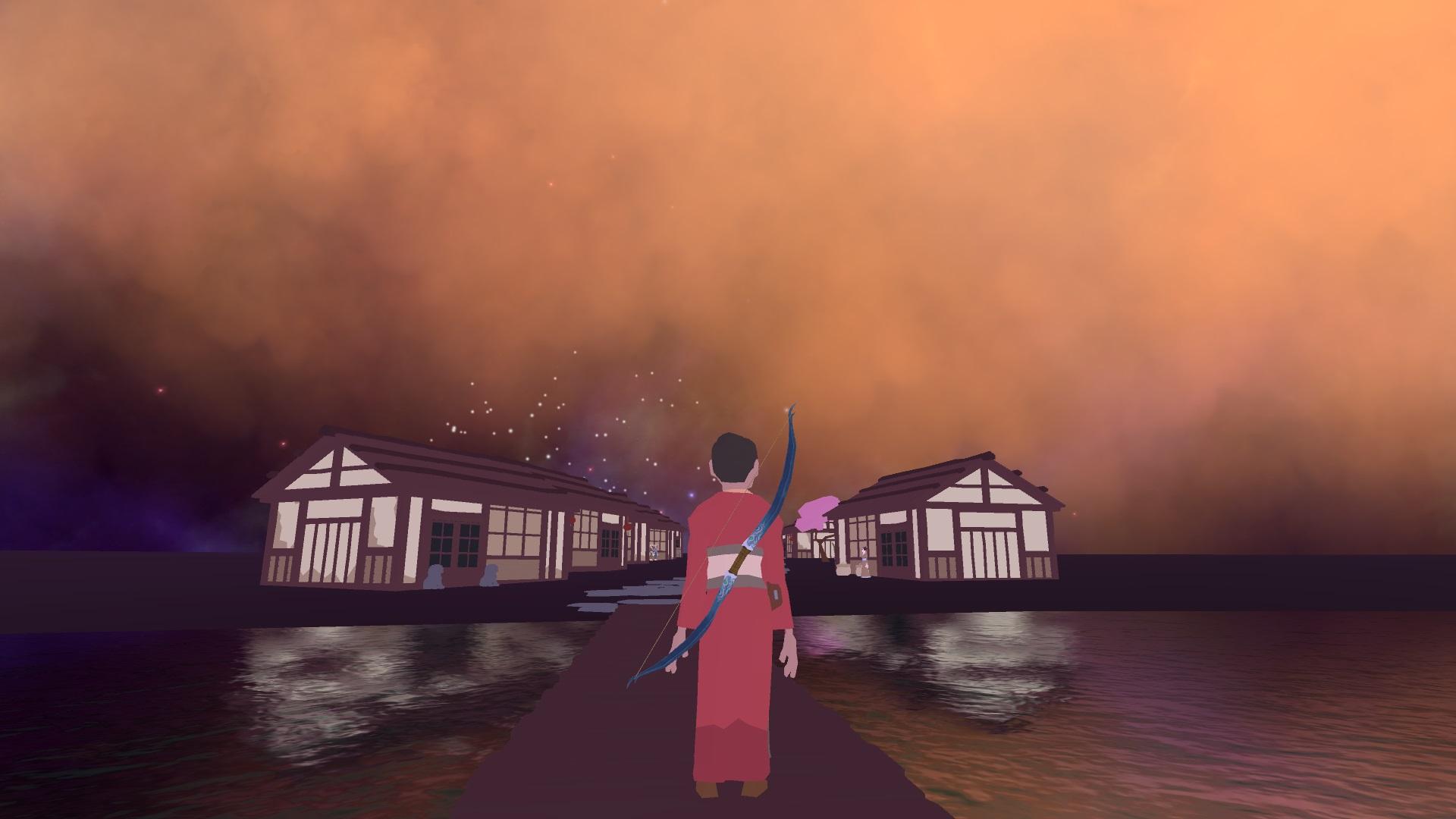 Yi and the Thousand Moons screenshot