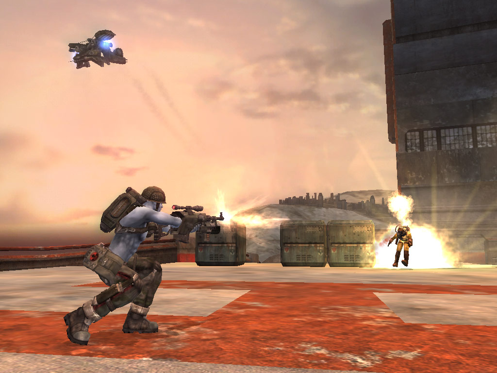 Rogue Trooper screenshot