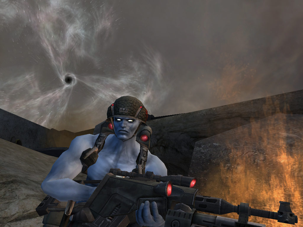 Rogue Trooper screenshot