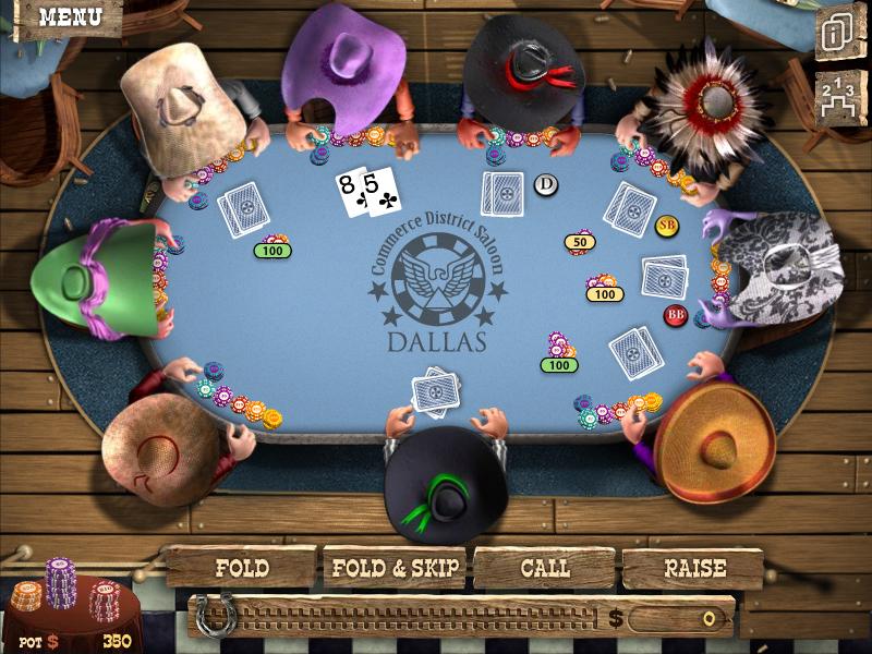 Governor of Poker 2 screenshot