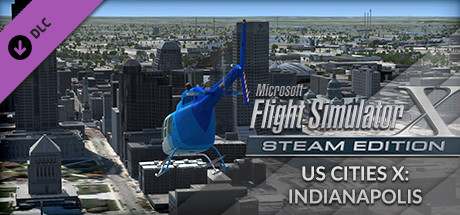 FSX Steam Edition: US Cities X: Indianapolis Add-On