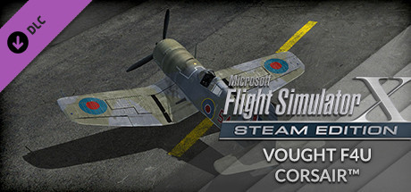 FSX Steam Edition: Vought F4U Corsair Add-On