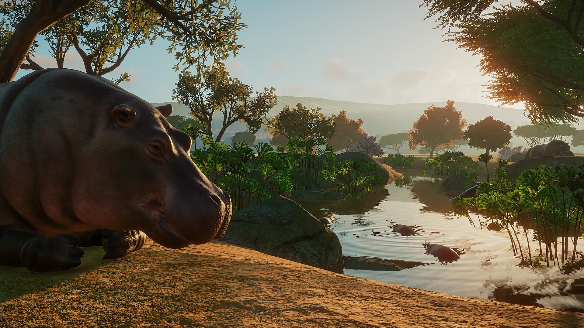 Planet Zoo screenshot