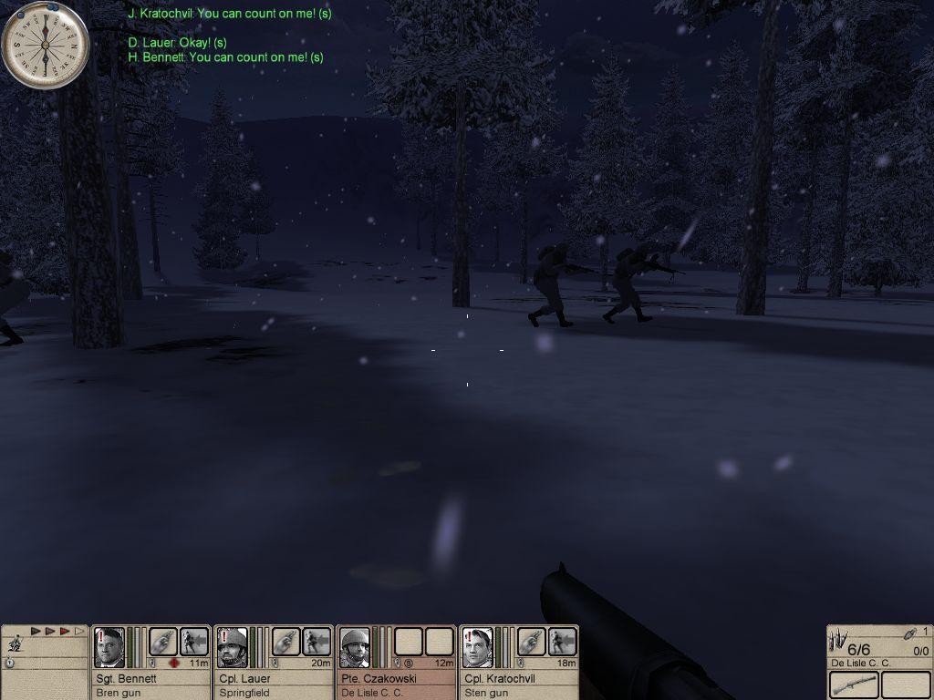 Hidden & Dangerous 2: Courage Under Fire screenshot