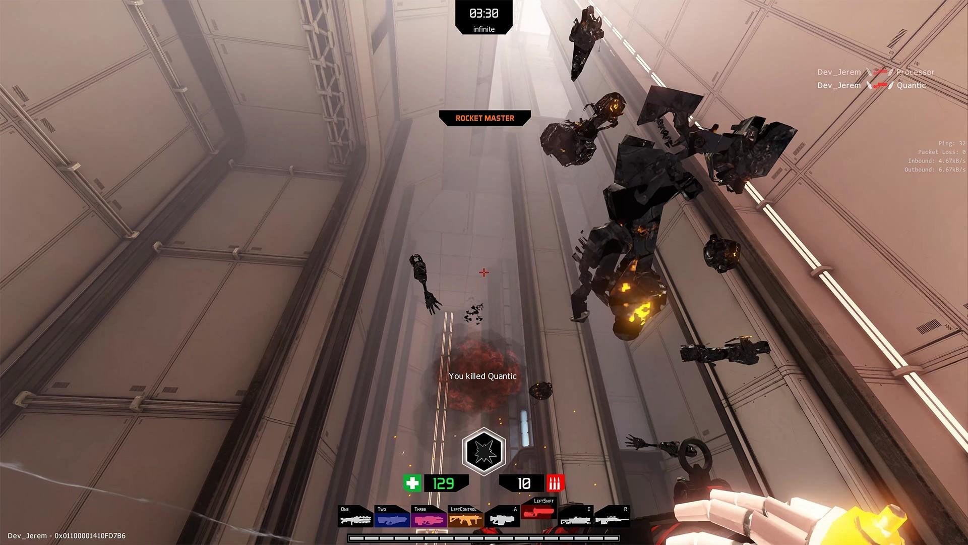 Master Arena screenshot