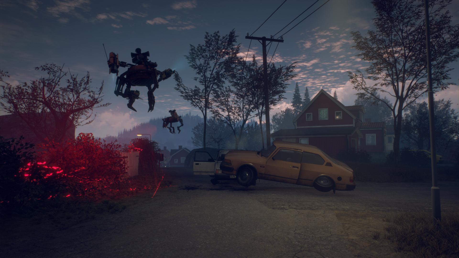 Generation Zero screenshot