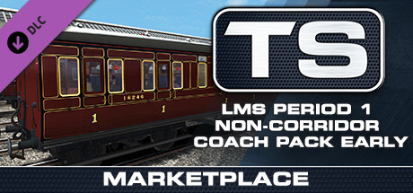 TS Marketplace: LMS Period 1 Non-Corridor Coach Pack Early Add-On