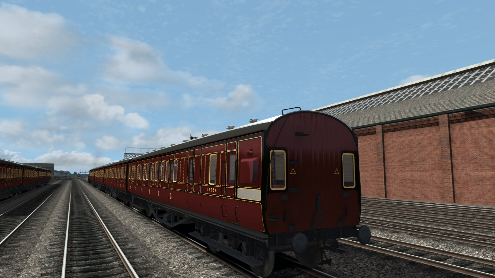 TS Marketplace: LMS Period 1 Non-Corridor Coach Pack Early Add-On screenshot