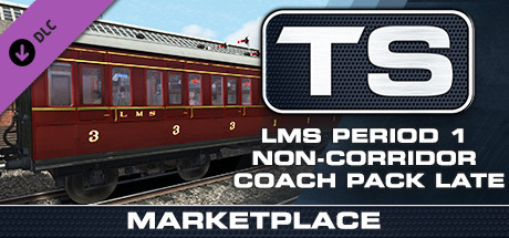 TS Marketplace: LMS Period 1 Non-Corridor Coach Pack Late Add-On