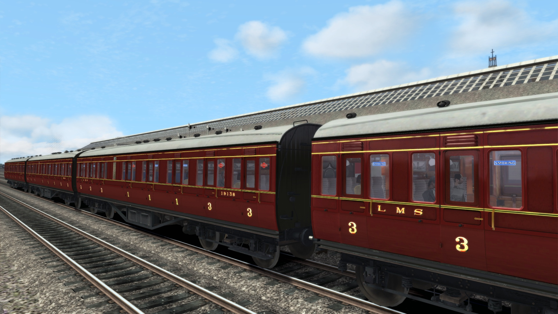 TS Marketplace: LMS Period 1 Non-Corridor Coach Pack Late Add-On screenshot