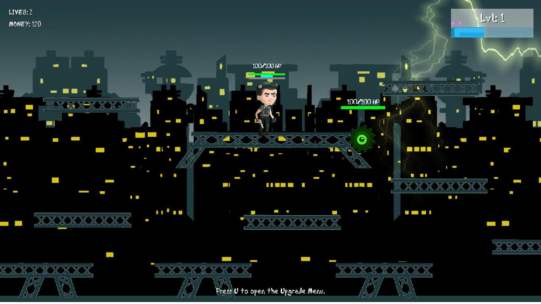 Achievement Hunter: Urban 2 screenshot