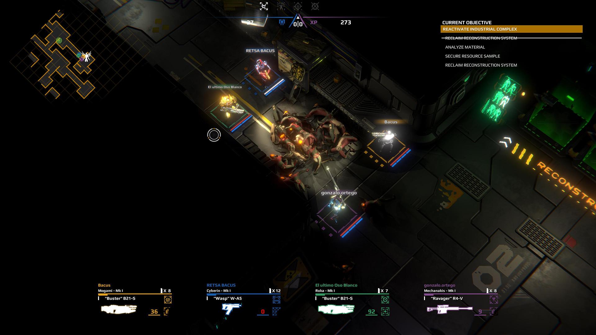 Trident's Wake screenshot