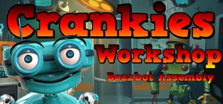 Crankies Workshop: Bozzbot Assembly