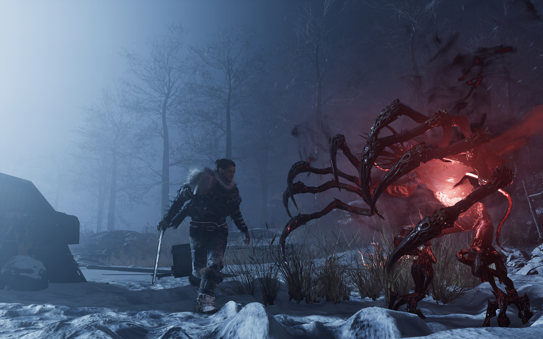 THQ Nordic's Fade to Silence is a survival game set in a frozen apocalypse