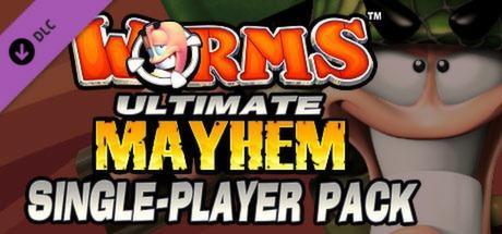 Worms Ultimate Mayhem - Single Player Pack DLC
