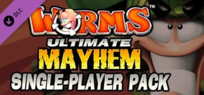 Worms Ultimate Mayhem - Single Player Pack DLC