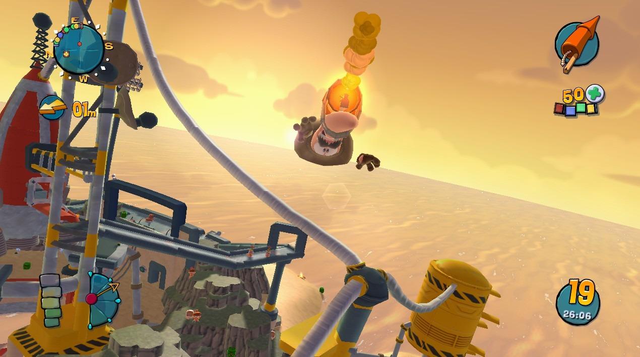 Worms Ultimate Mayhem - Single Player Pack DLC screenshot