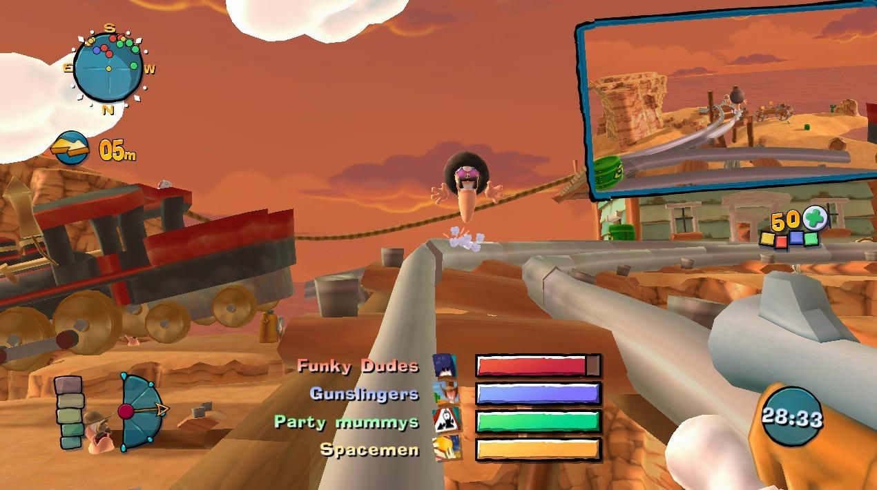 Worms Ultimate Mayhem - Multiplayer Pack DLC screenshot
