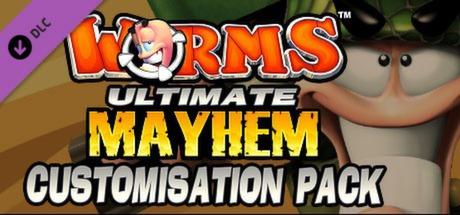 Worms Ultimate Mayhem - Customization Pack DLC