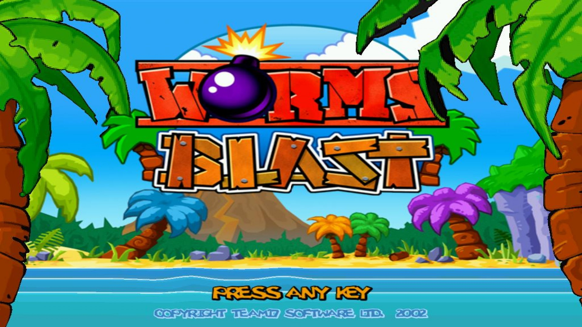 Worms Blast screenshot