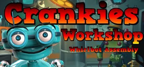 Crankies Workshop: Whirlbot Assembly