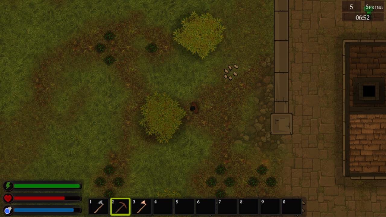 Hordiaz screenshot