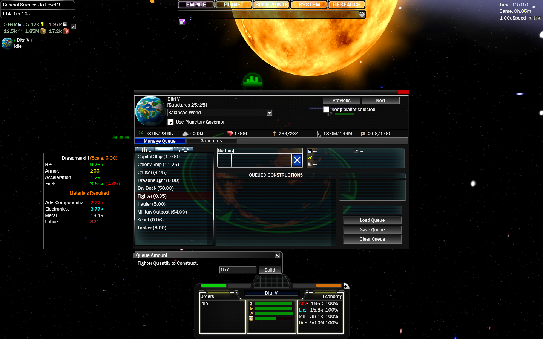 Star Ruler screenshot